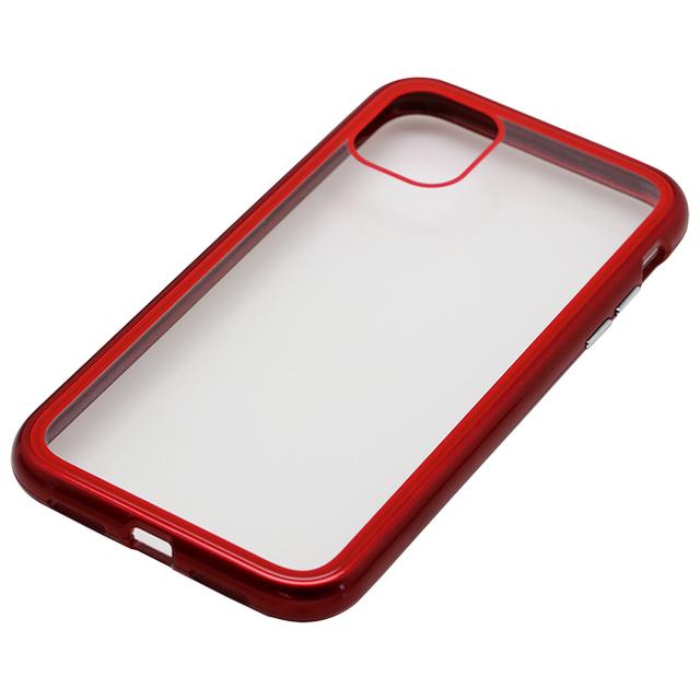 iPhone 11 用マグネットPCバンパーケース